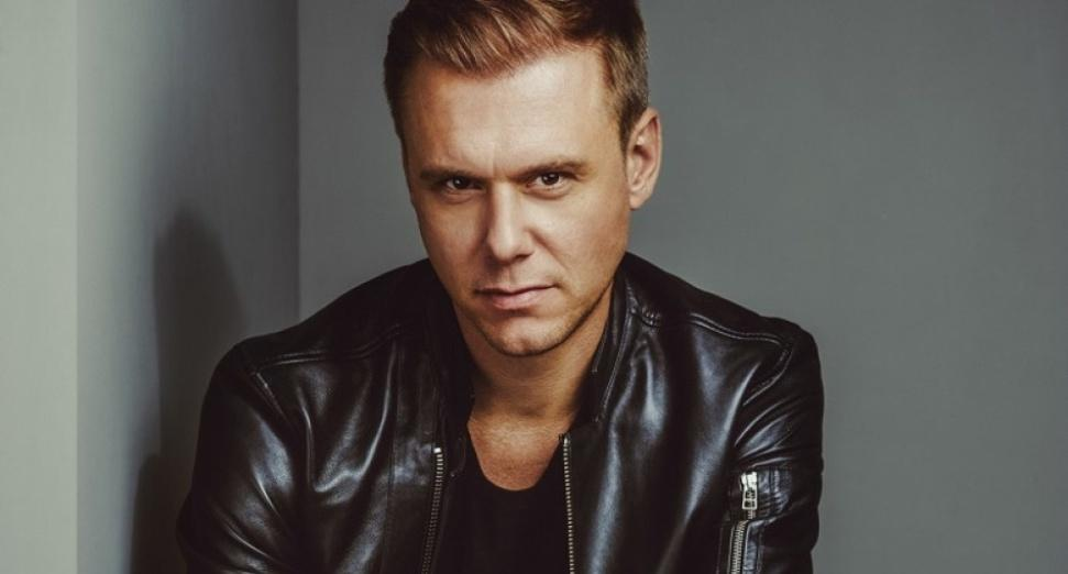 Armin van Buuren shares BBC Radio 1 set from August 2018