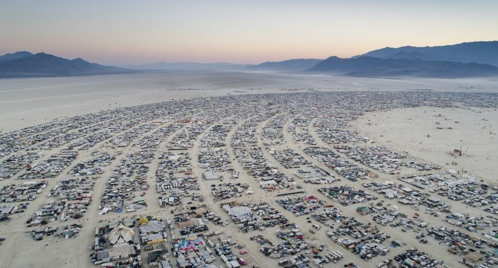 Burning Man aims to cut luxury packages in 2019