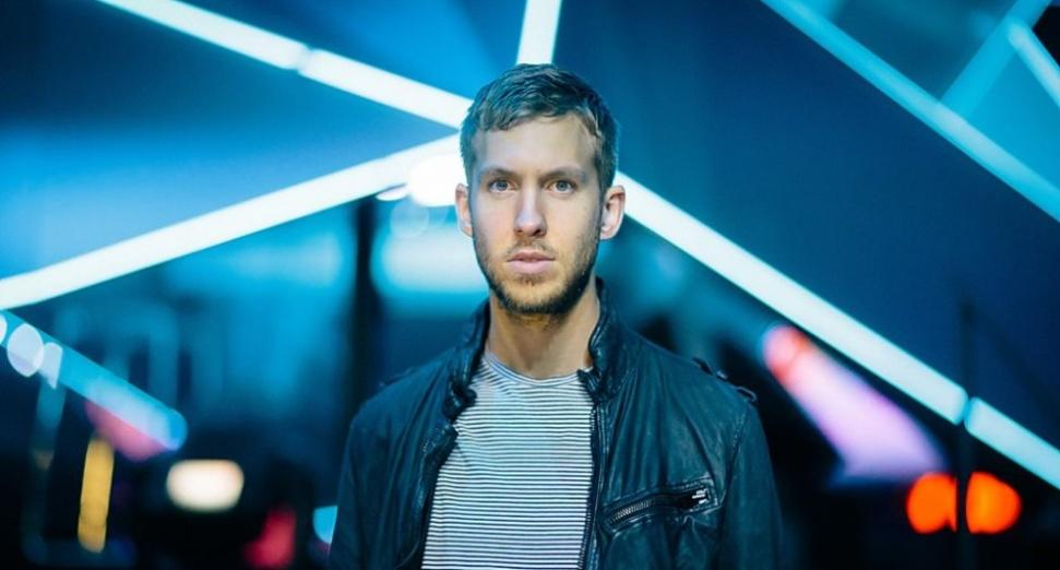 Calvin Harris I'm Not Alone remix