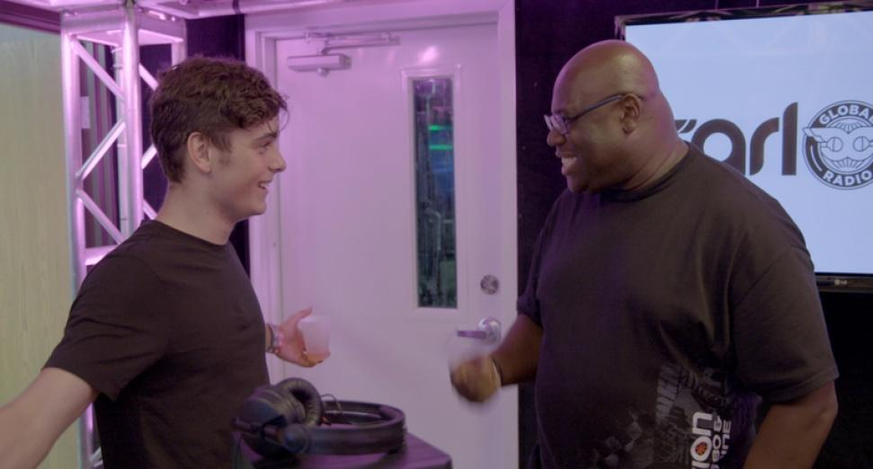 Carl Cox and Martin Garrix documentary is available to watch today