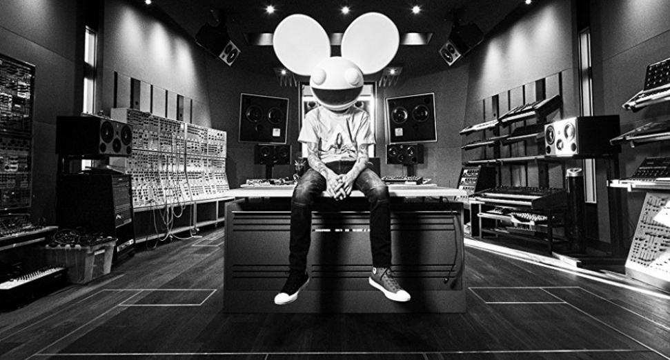 Deadmau5 teases 'Mau5ville Vol. 3', out this Friday