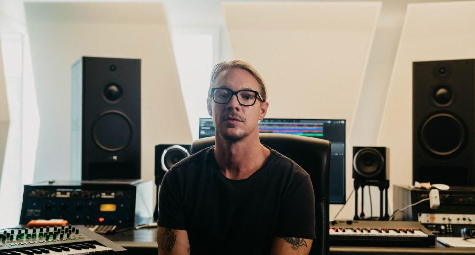 Diplo launches new Sounds.com pack
