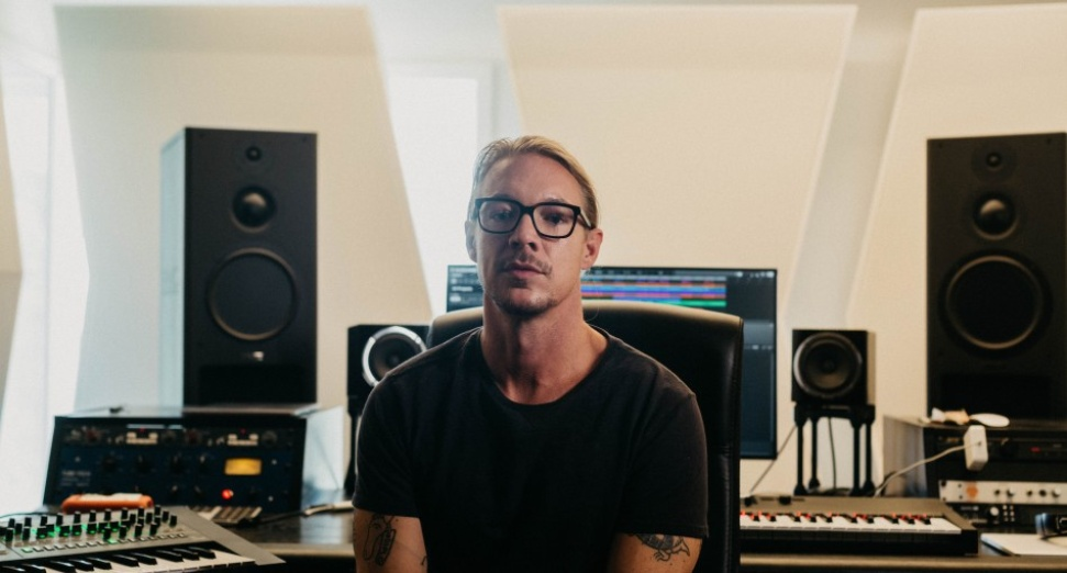 Diplo drops first track from country music project, Thomas Wesley