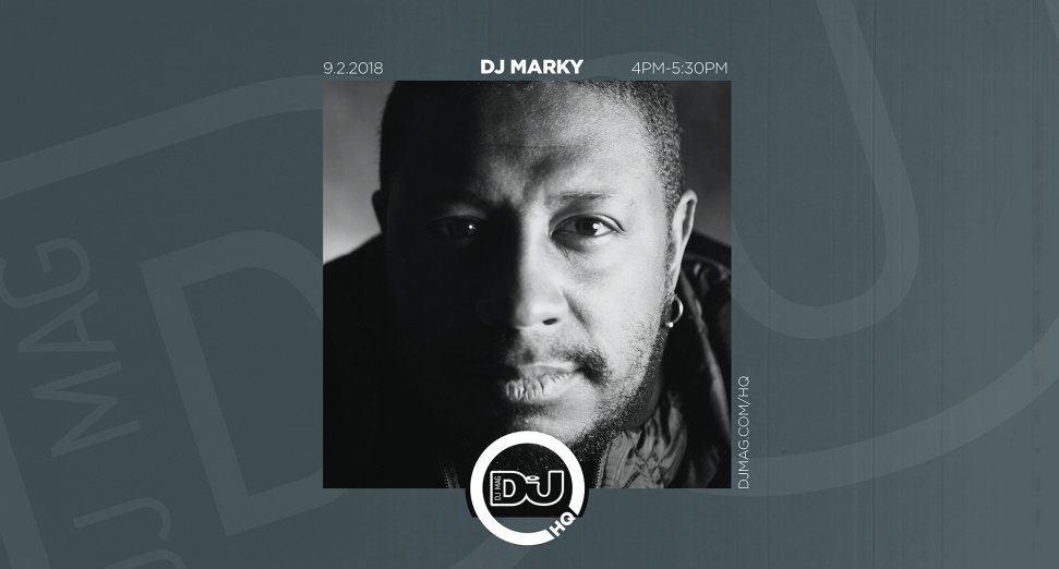 Watch DJ Pierre Live From #DJMagHQ, This Friday