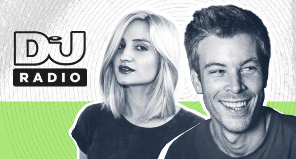 Charlotte Cijffers and frank McWeeny dj mag radio