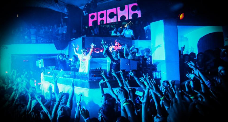 Pacha could be in hot water after two of its dancer were accused of impersonating Police officers