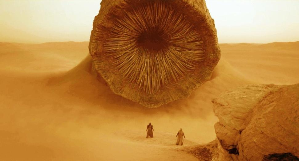"""Sound engineer """"swallowed"""" a microphone for sandworm noise in Dune"""