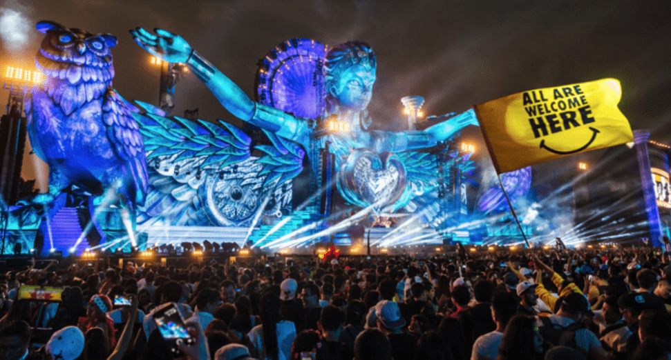 Some of the biggest anthems at EDC Las Vegas