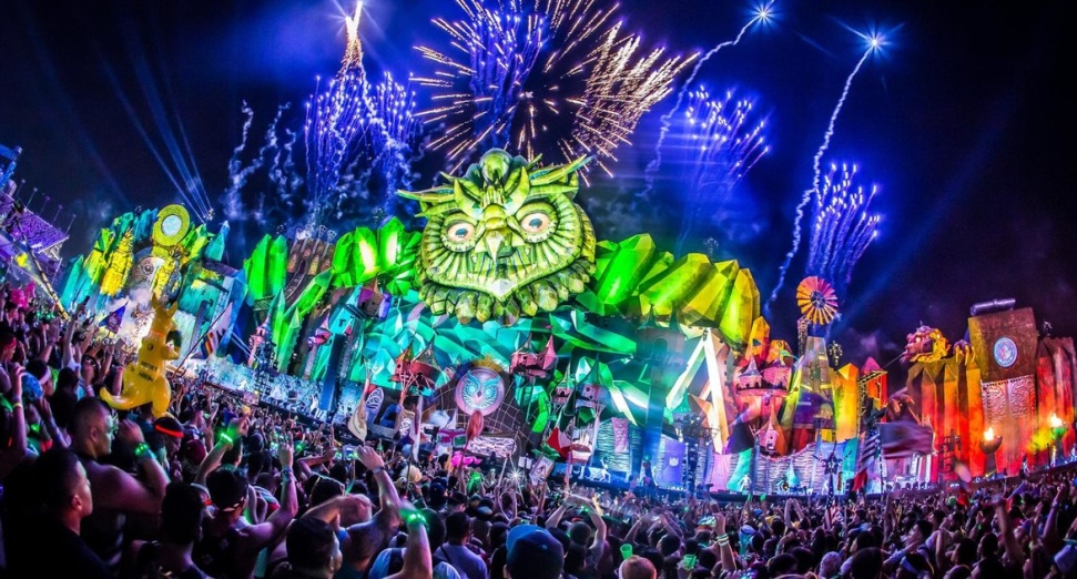 EDC Las Vegas reveals full stage line-ups for 2018