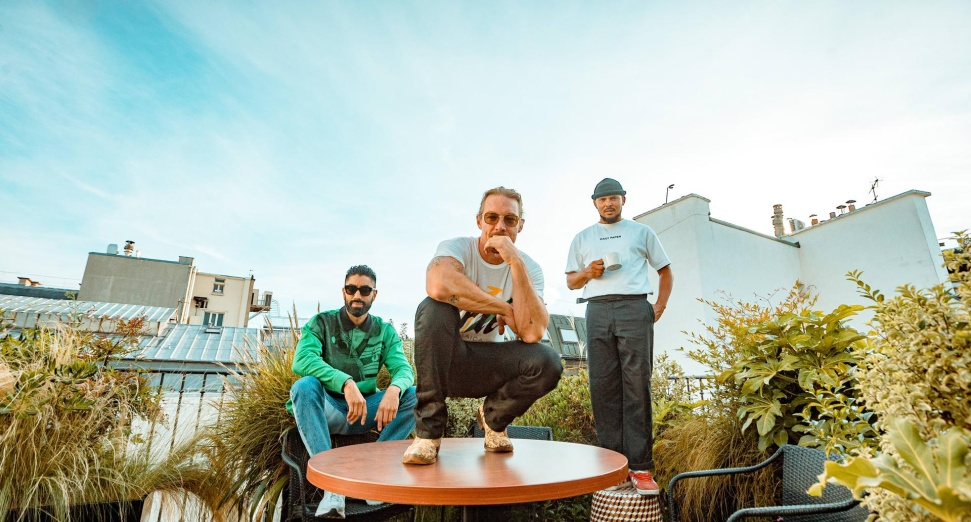 Major Lazer share new track, 'Que Calor'