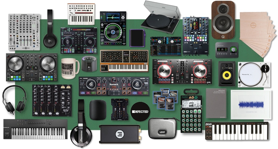 The ultimate DJ and producer gift guide for Christmas 2018