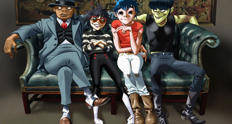 Gorillaz new album in the works august 2018