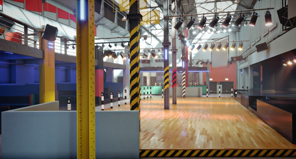 The Hacienda has been recreated in VR