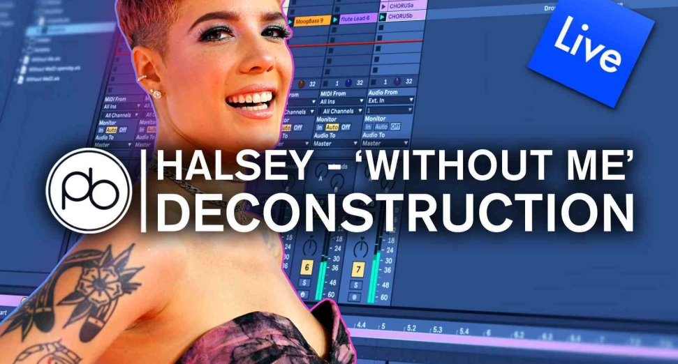 Watch Point Blank's Ski Oakenfull Deconstruct Halsey's No 1