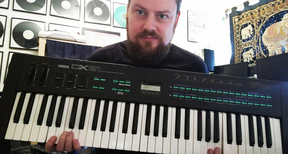 Why the Yamaha DX21 is Posthuman's go-to synth   DJMag com