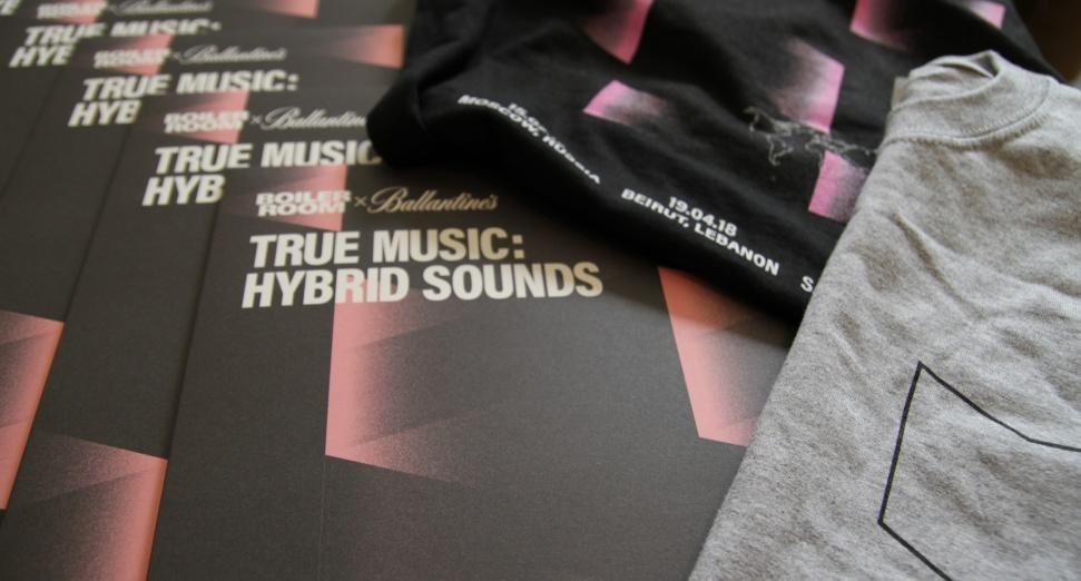 True Music Hybrid Sounds EP