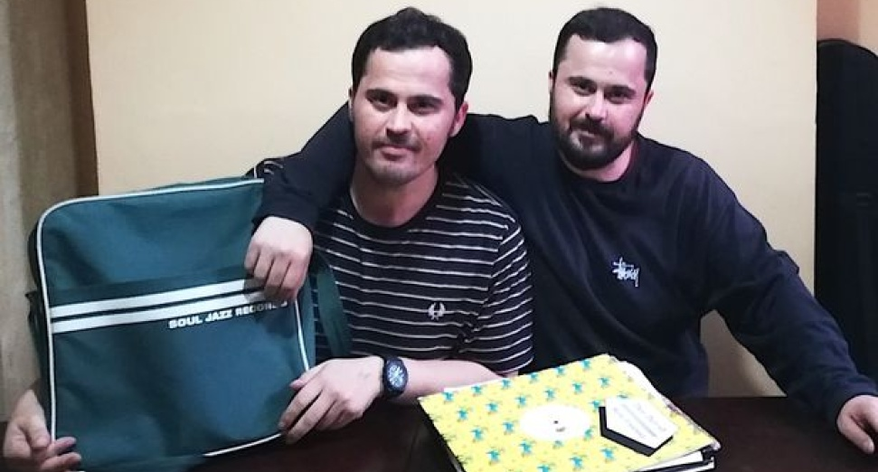 DJs reunited with missing record collection after 10 years