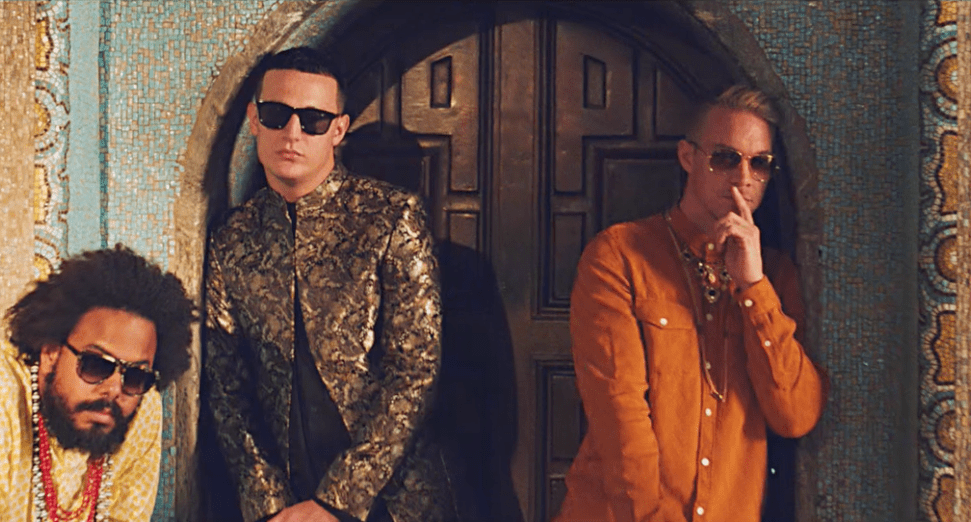 Major Lazer & DJ Snake top Youtube's most watched dance