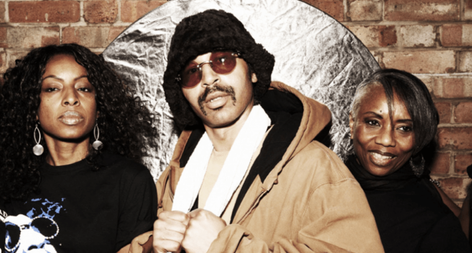 Moodymann record sold at BBQ