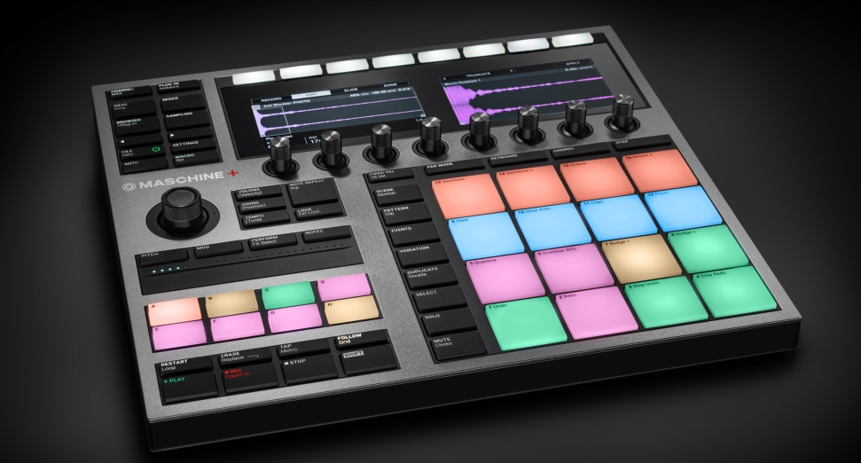 Maschine-Plus