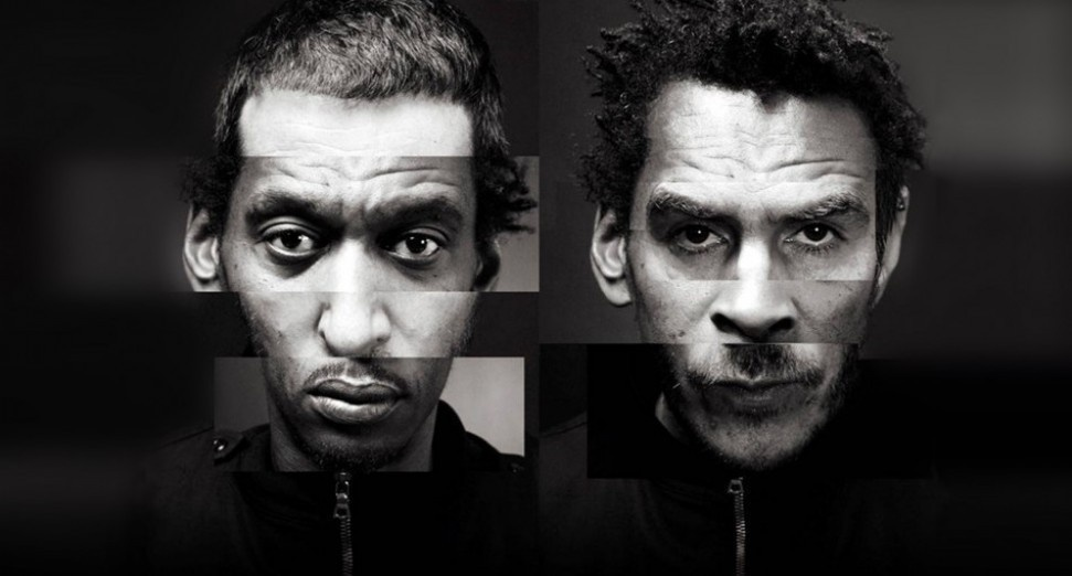 Massive Attack tour via train
