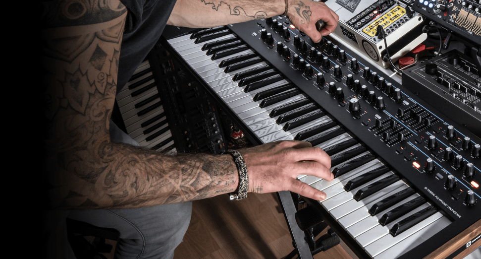 First look at Novation's Summit synth revealed
