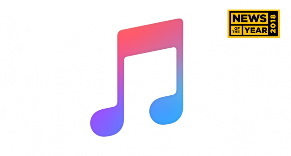 Apple is stopping itunes