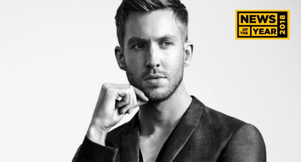 Calvin Harris' Las Vegas residency is worth £200 million