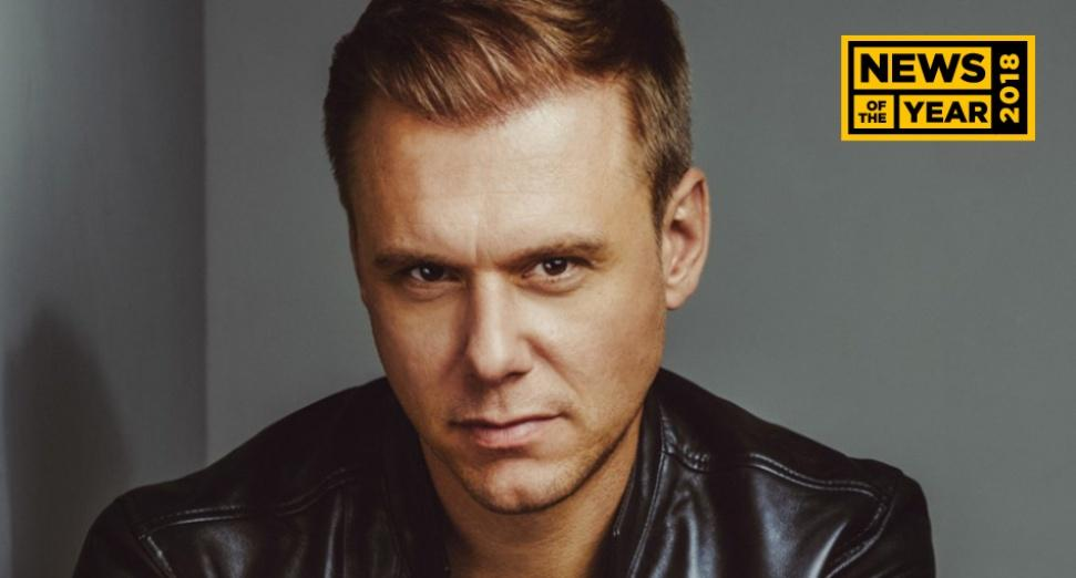 Armin van Buuren plays seven-hour set at Untold