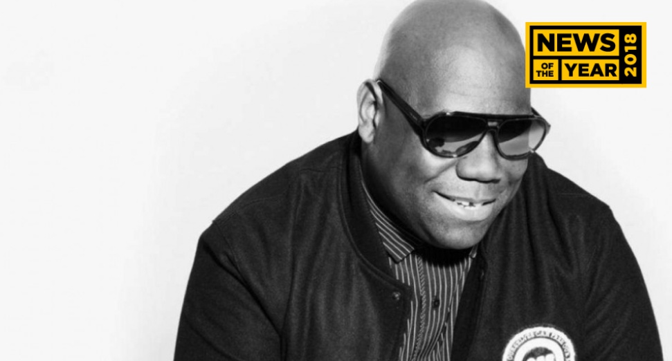 "Carl Cox: ""play gabber to piss your neighbours off"""