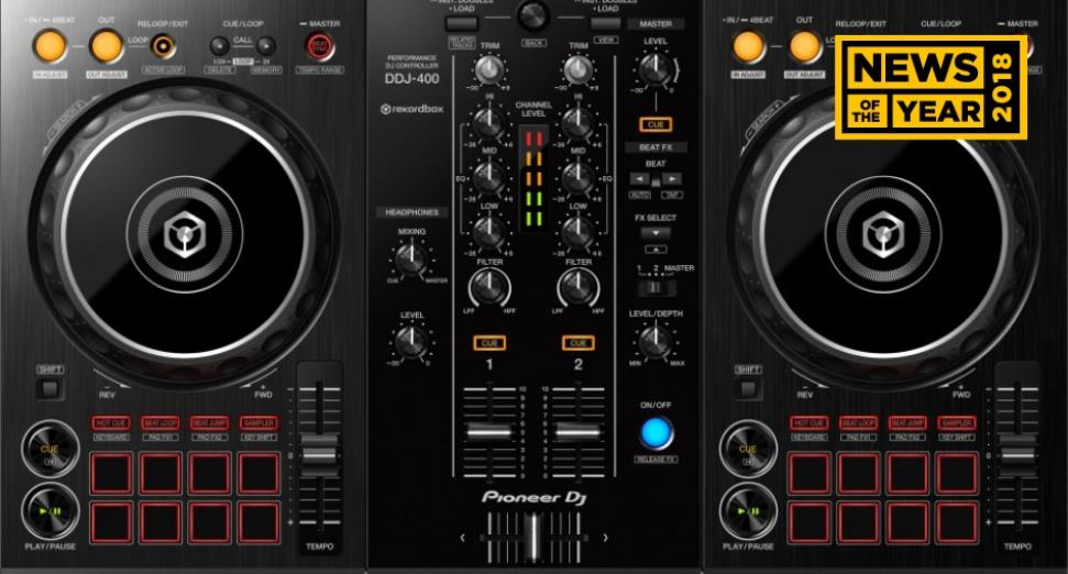 Pioneer's brand new controller costs less than £250