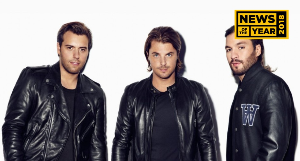 Swedish House Mafia reunite to perform at Ultra 2018