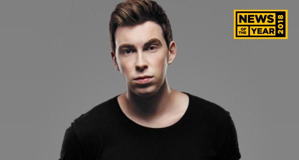 Hardwell quits the music industry and touring