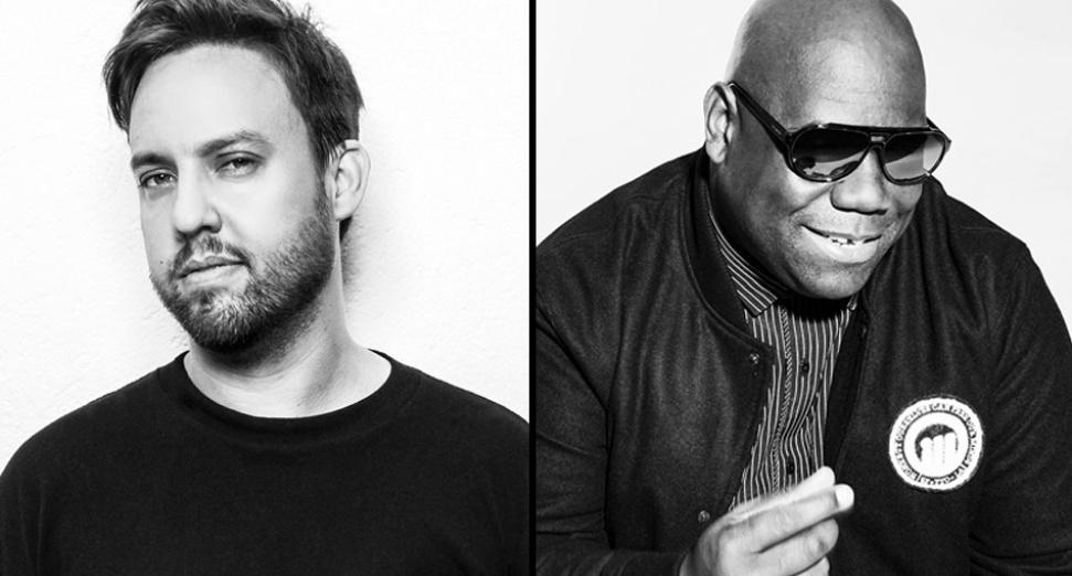 CARL COX AND MACEO PLEX TO PLAY SPECIAL B2B SET AT EXIT FESTIVAL 2019