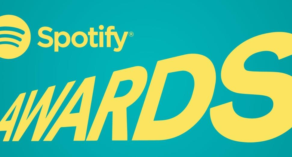 Spotify is launching its own awards show