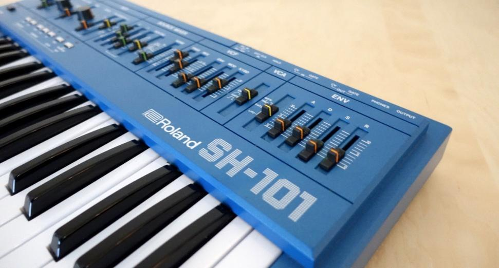 Roland's brand-new SH-101 Boutique synth has allegedly been leaked via Instagram