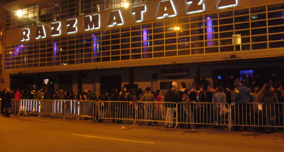 Razzmatazz unveils its OFF Sonar line-up