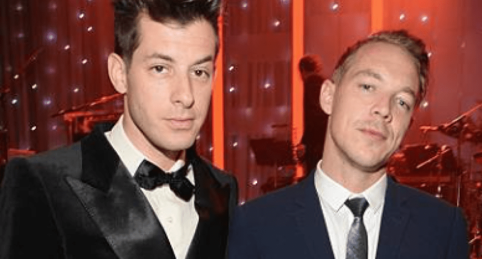 Mark Ronson And Diplo Set To Make Debut As Silk City This Summer