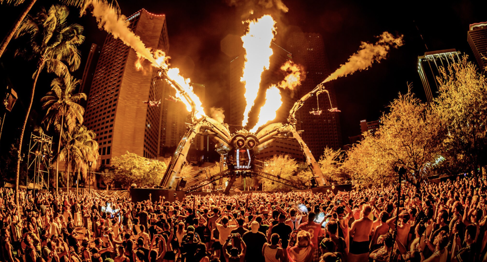 Ultra reveals full schedule for 2018 schedule