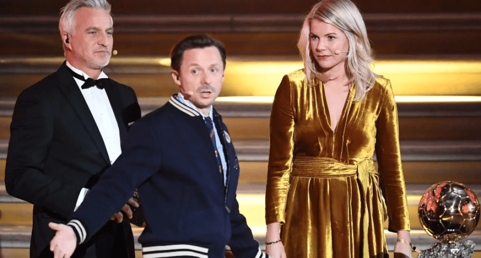 "Martin Solveig apologises for asking Ballon d'Or winner Ada Hegerberg to ""twerk"" on stage DJ Mag"