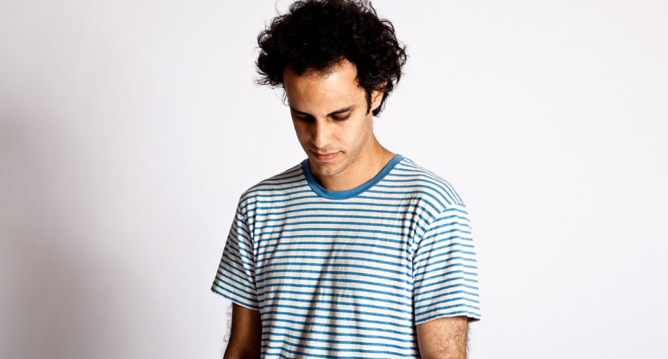 Four Tet new music exhibition