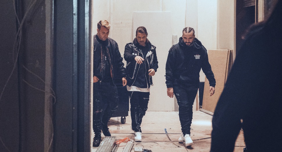Swedish House Mafia Ultra Europe