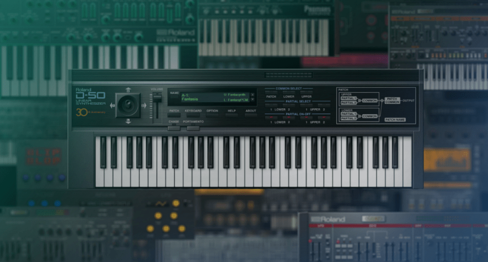 Roland Cloud techno pack