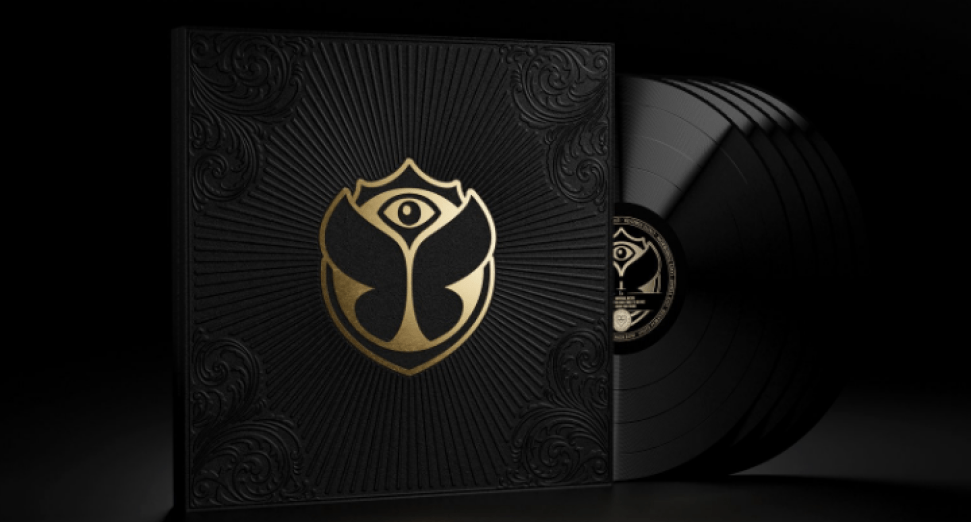 Tomorrowland anthems vinyl