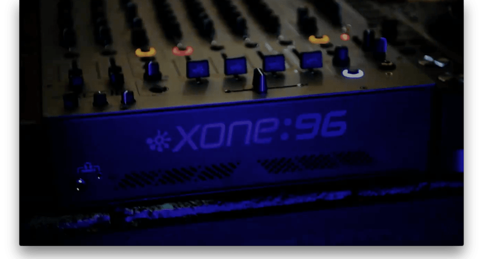 Allen and Heath Xone 96 Mixer