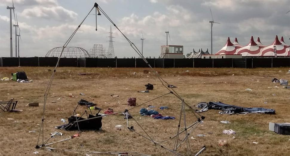 Fyre Festival 2.0? Belgium's VestiVille cancelled due to safety concerns