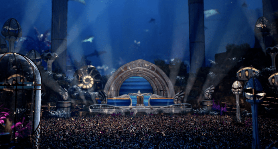 Tomorrowland shares stage teasers for virtual New Years Eve festival