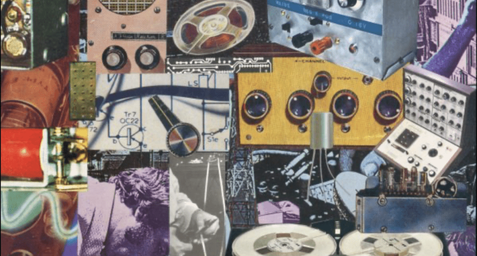 Book on early British electronic music artists, Tape Leaders, gets reissue