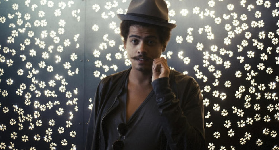 Seth Troxler has curated LaForge's first London art exhibition