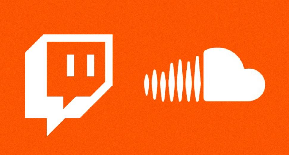 SoundCloud and Twitch collaboration